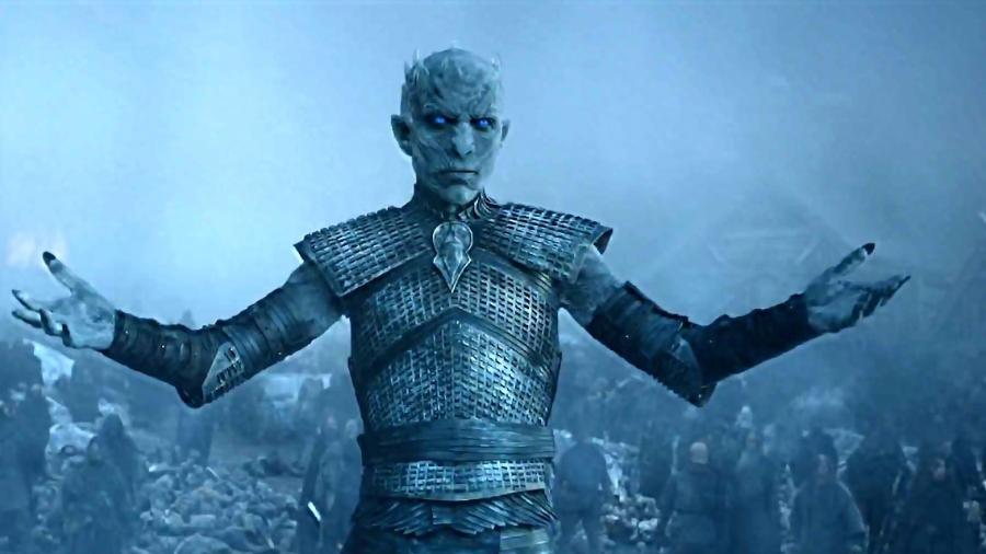 """Os caminhantes brancos devem ser parte importante do prequel de """"Game of Thrones"""" - Divulgação/HBO"""