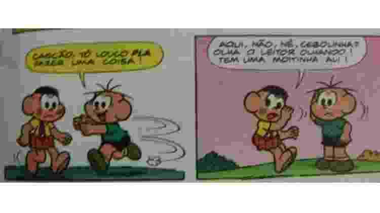 """Reprodução/""""Turma da Mônica"""""""