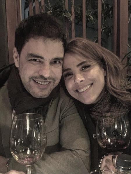 Zezé Di Camargo e Wanessa Camargo - Reprodução/Instagram/zezedicamargo