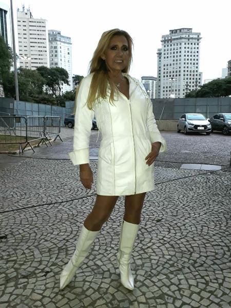 Rita Cadillac vai comandar as atrações do palco Chacrinha no Vale do Anhangabaú - Paulo Pacheco