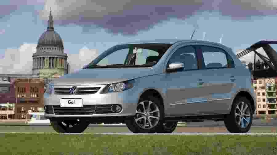 Campanha preventiva afeta Gol modelo 2009; reparo só terá início em novembro, informa a Volkswagen - Divulgação