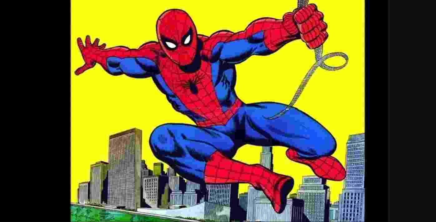 Homem-Aranha - Reprodução