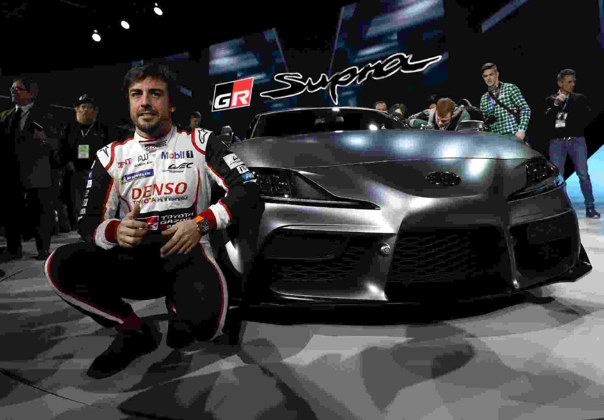 Toyota Supra 2020 - Bill Pugliano/Getty Images/AFP