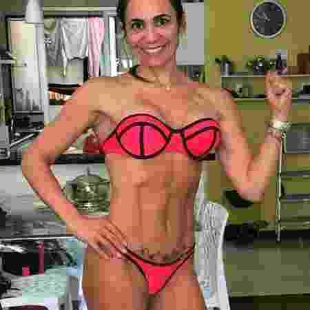 Patricia biquini - Arquivo pessoal - Arquivo pessoal