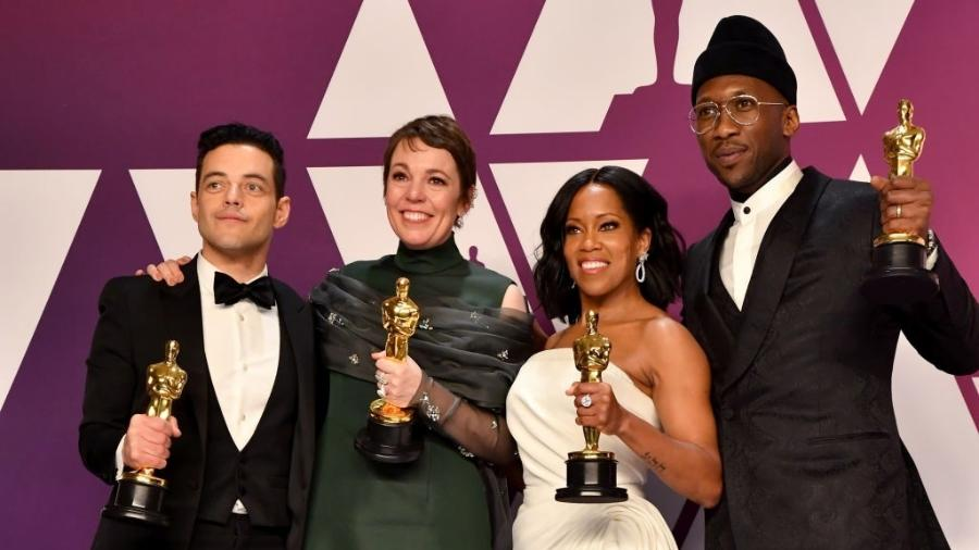Os atores vencedores do Oscar 2019 - Jeff Kravitz/FilmMagic