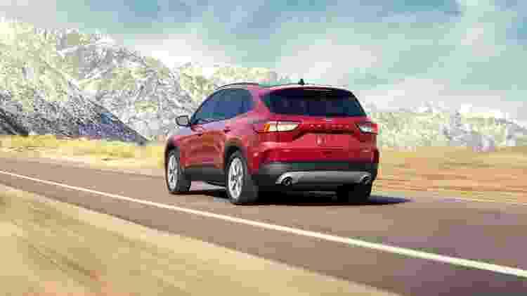 SUV foi revelado nos Estados Unidos no 1º trimestre do ano - Divulgação