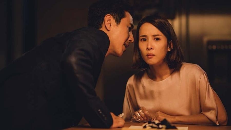 """Cena do filme """"Parasite"""" de Bong Joon-ho - Reprodução"""