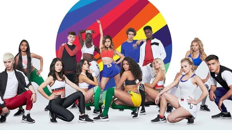 O grupo Now United - Divulgação - Divulgação
