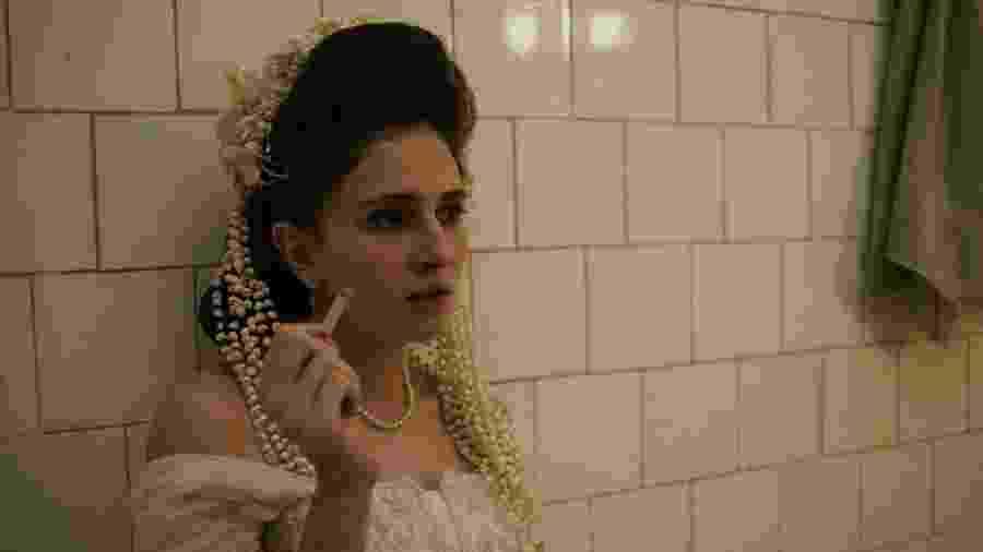 Carol Duarte é Eurídice, a protagonista de A Vida Invisível - Bruno Machado/Divulgação