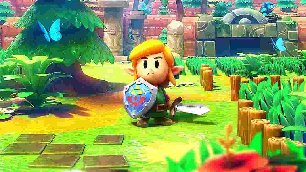 The Legend of Zelda: Link's Awakening (Nintendo Switch) - Divulgação