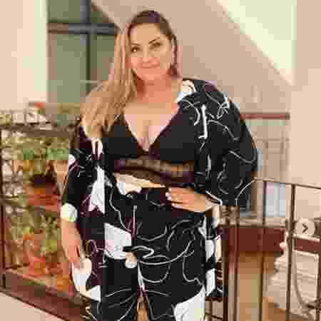 Lingerie na moda plus size - Reprodução/Instagram