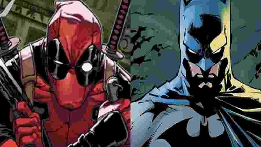 Deadpool deixou Batman órfão? - Reprodução/We Got This Covered