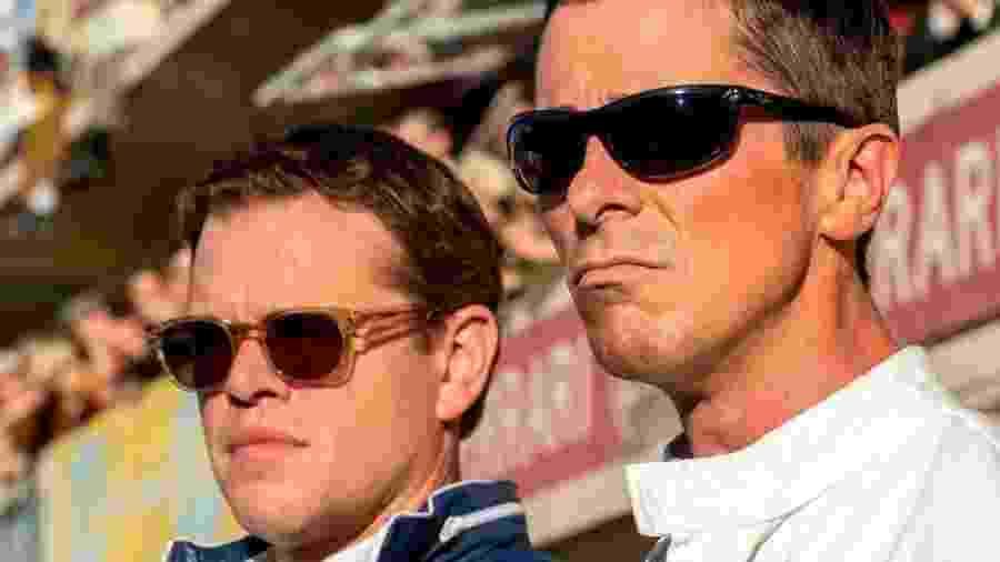 """Estrelado por Matt Damon e Christian Bale, """"Ford vs. Ferrari"""" é um dos indicados a melhor filme na 92ª edição do Oscar - Twentieth Century Fox"""
