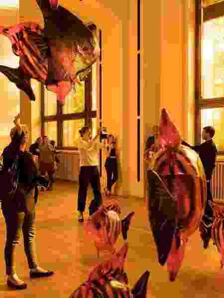 O museu Gropius Bau, que aposta na arte moderna e contemporânea - Instagram/berlinerfestspiele - Instagram/berlinerfestspiele