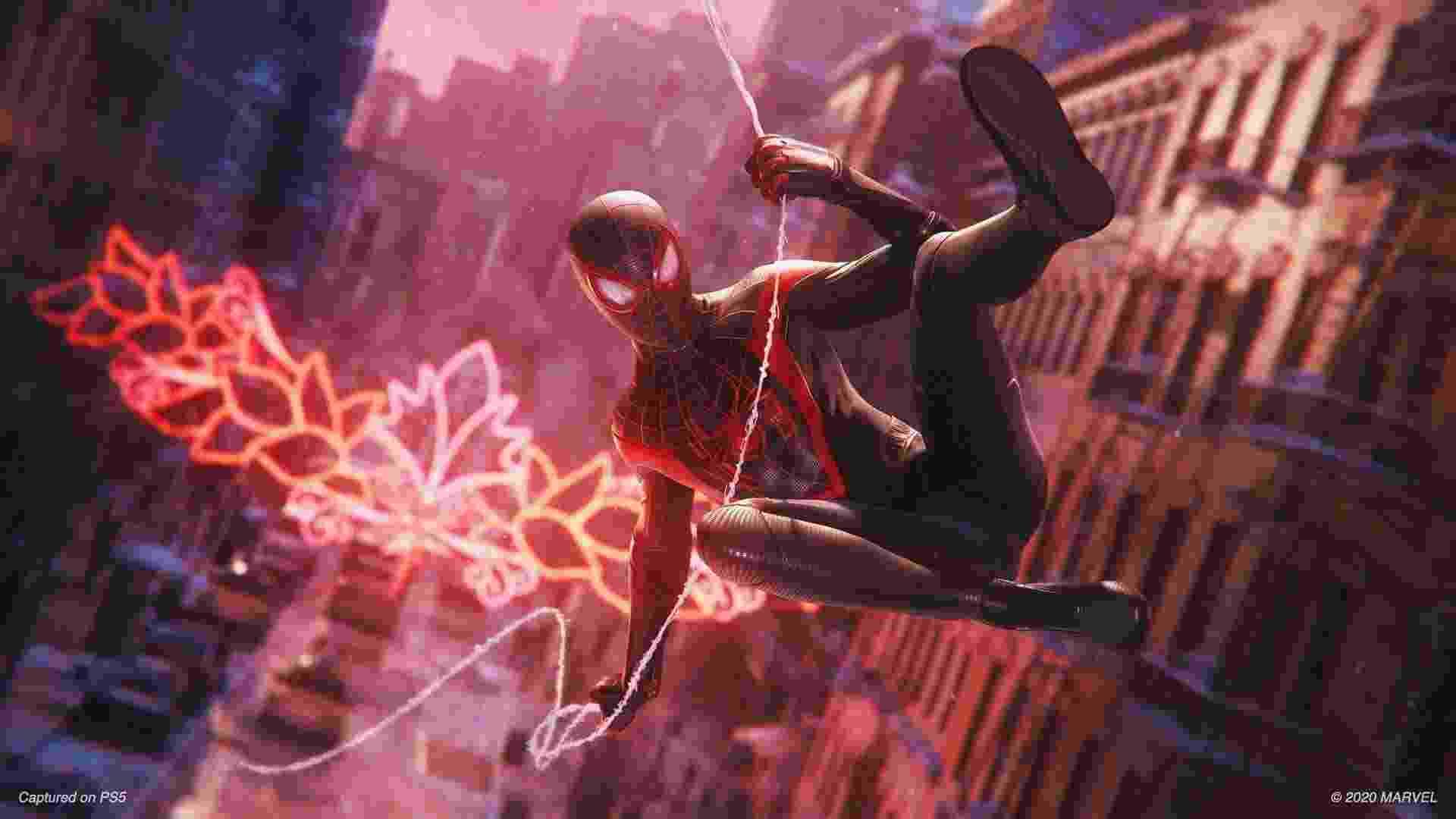 Marvel's Spider-Man: Miles Morales - Divulgação/Sony