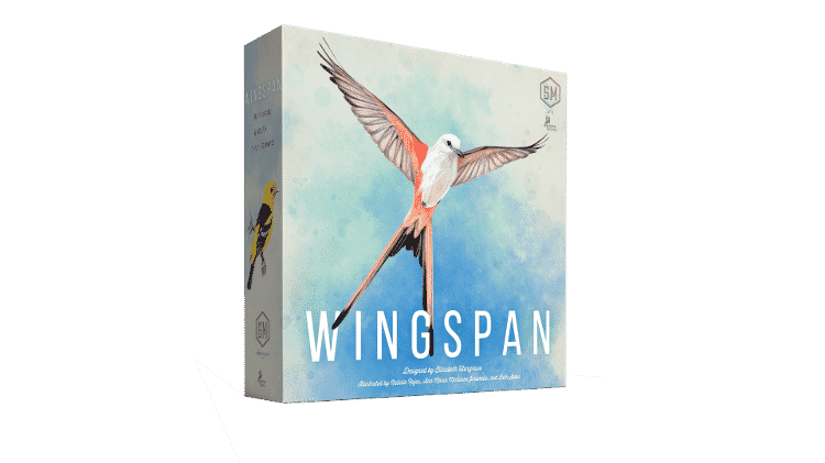 Wingspan Boardgame - Divulgação/StoneMaierGames - Divulgação/StoneMaierGames