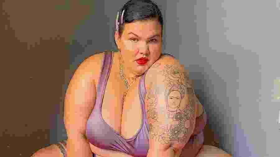 Thais Carla exibe tatuagens em clique - Reprodução/Instagram