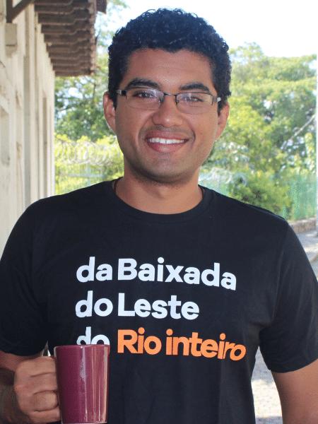 Henrique Silveira, geógrafo e coordenador da Casa Fluminense - Divulgação ITDP
