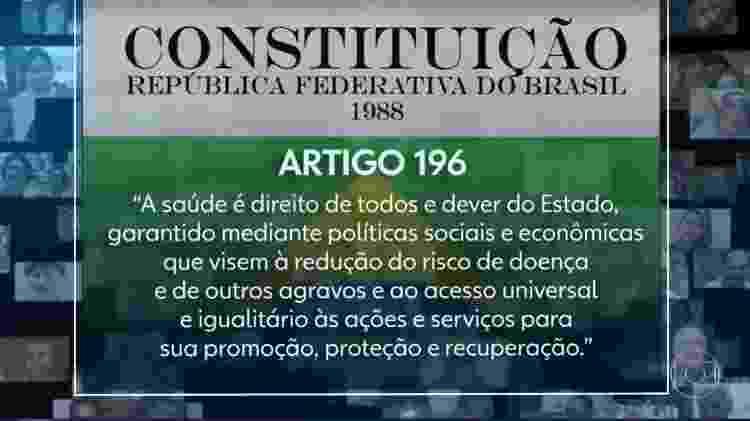 JN Constituição - Reprodução - Reprodução
