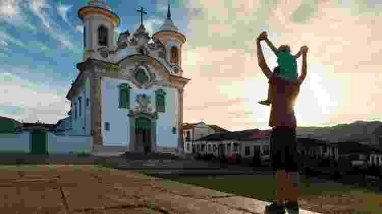 mariana minas gerais turismo brasil - Getty Imagens - Getty Imagens