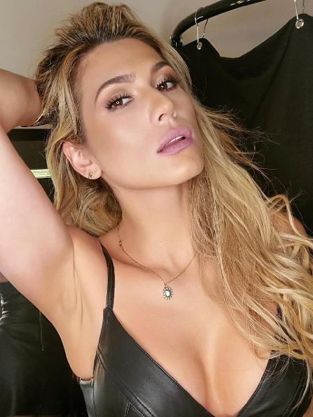 Lívia Andrade é apontada como affair de Marcos Araújo, ex de Pétala Barreiros - Reprodução/Instagram