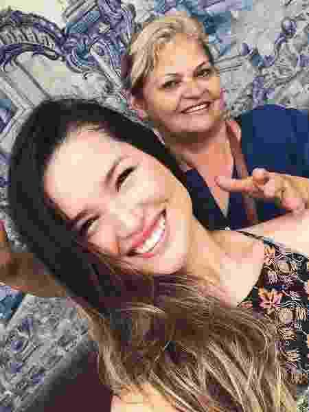 Juliette com a mãe, Fátima Freire: a campeã do 'BBB 21' lembra a infância difícil em Campina Grande (PB) em doc do Globoplay - Reprodução/Instagram - Reprodução/Instagram