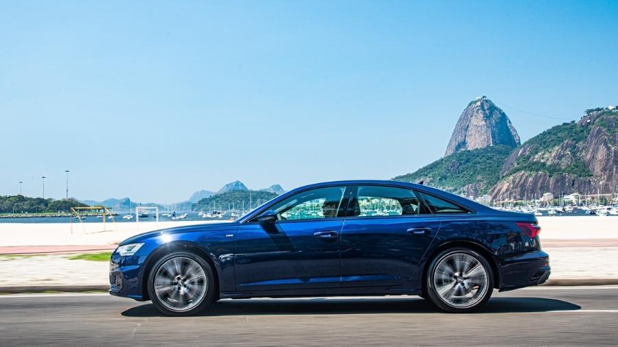 Audi A6 Sedan 2021 - Divulgação