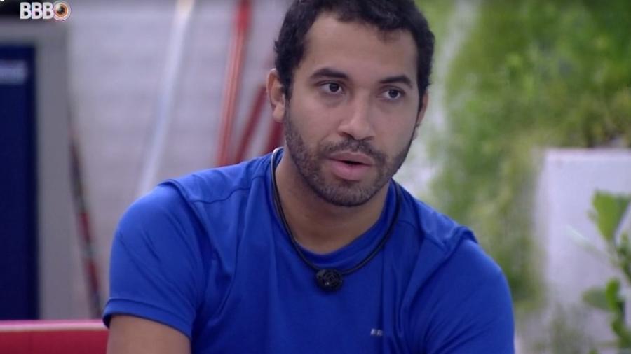 BBB 21: Gilberto diz que Arthur deve ter uma grande torcida - Reprodução/ Globoplay