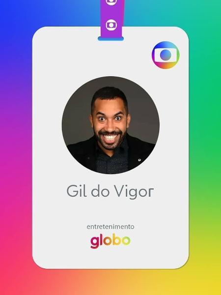 Gilberto compartilhou foto - Reprodução/Instagram @gilnogueirafc