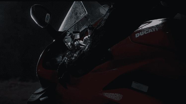 Ducati Venom - Divulgação/Sony Pictures - Divulgação/Sony Pictures