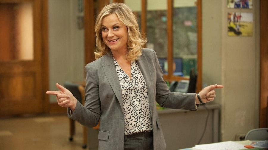 "Amy Poehler (""Parks And Recreation"") - Reprodução"