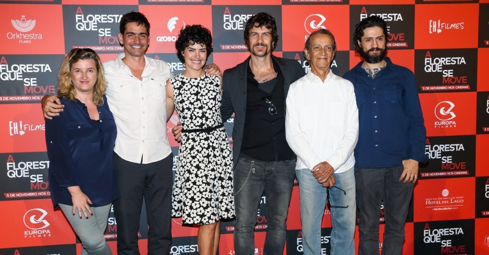 27.out.2015 - Elenco do filme