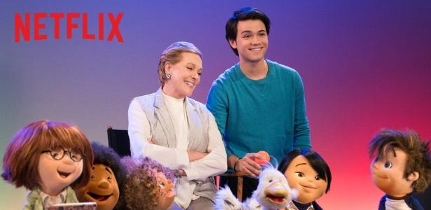 """""""Julie""""s Greenroom"""", nova série infantil da Netflix - Divulgação"""