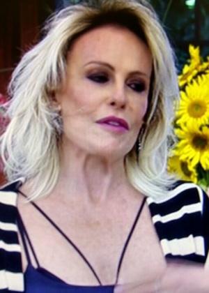 Ana Maria Braga diz que foi surpreendida com notícia de demissão antes de seguir carreira como apresentadora de TV - Reprodução/TV Globo