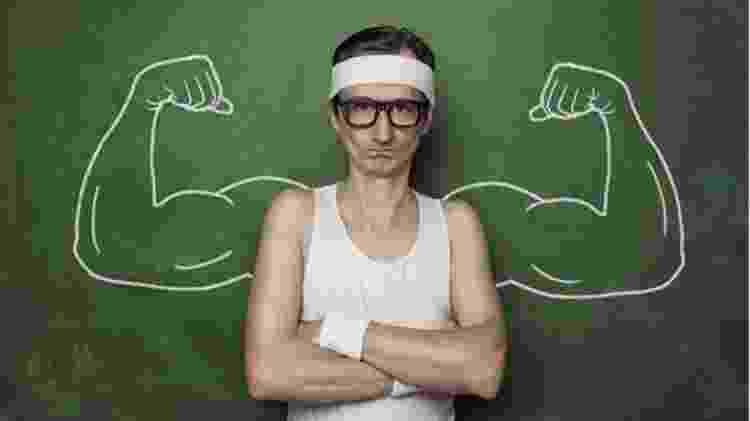 A testosterona normalmente é produzida pelo homem em maior quantidade do que nas mulheres - Thinkstock - Thinkstock