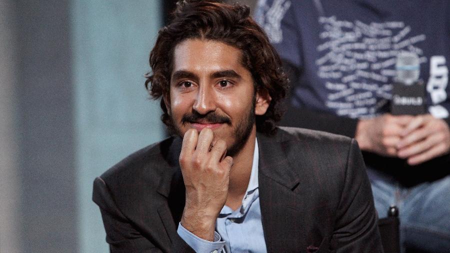"""O ator Dev Patel revela que """"baixa autoestima natural"""" o faz recusar papéis em filmes de destaque - Getty Images"""