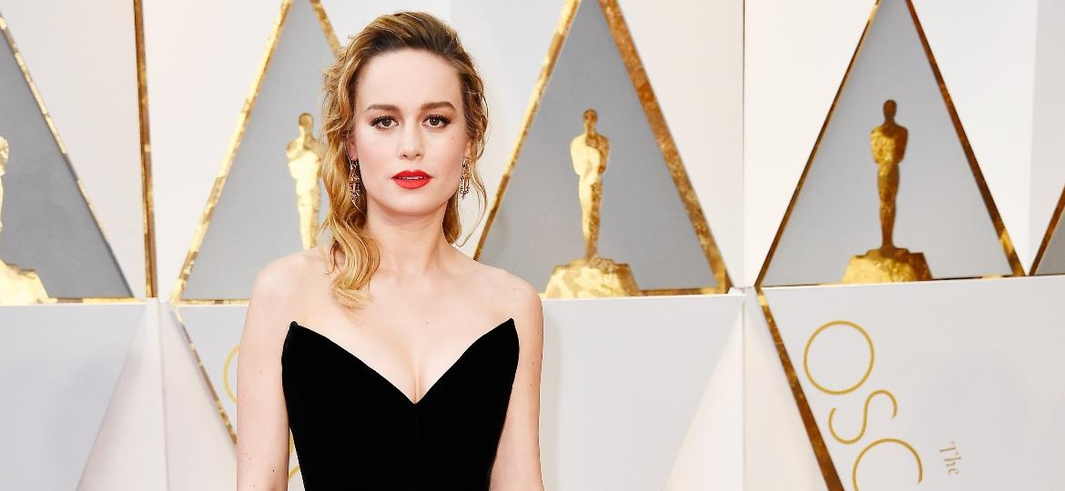Brie Larson no Oscar 2017 - Getty Images