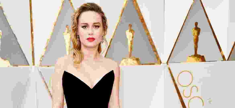 Brie Larson no Oscar 2017 - Getty Images