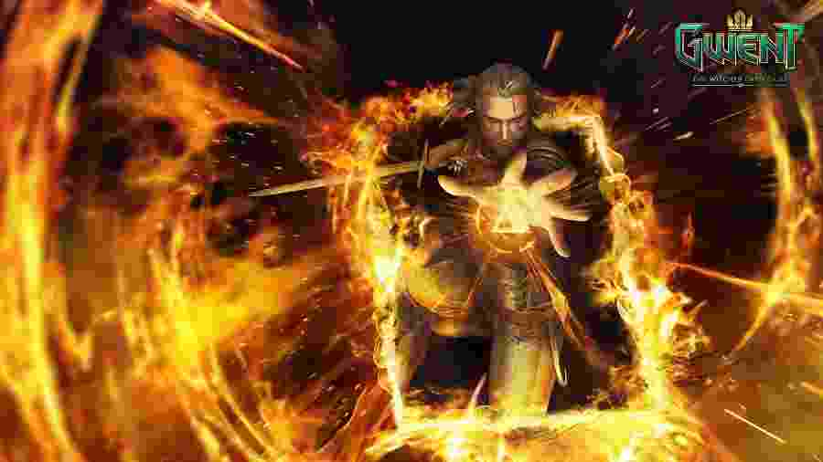 The Witcher Card Game já disponível na PlayStation 4 — Beta de Gwent