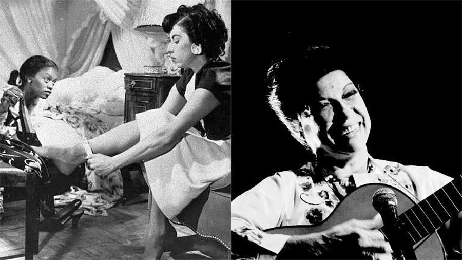 Ocupação Inezita Barroso reúne fotos da trajetória da dama da música caipira - Cedoc FPA/TV Cultura/Danilo Pavani
