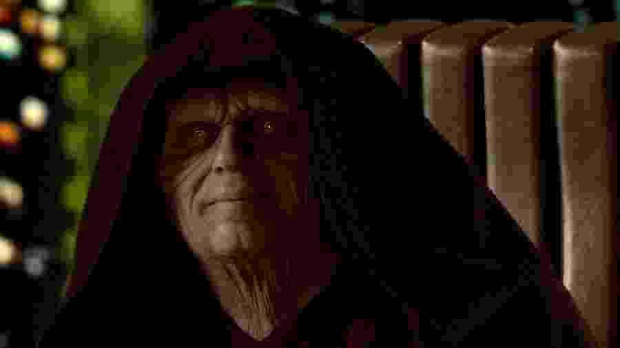 """Cena de """"Star Wars: A Vingança dos Sith"""" - Reprodução"""