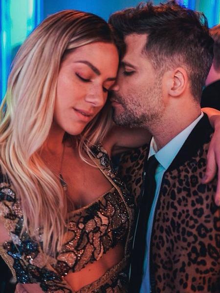 Giovanna Ewbank e Bruno Gagliasso no Prêmio Geração Glamour 2018 - Reprodução/Instagram