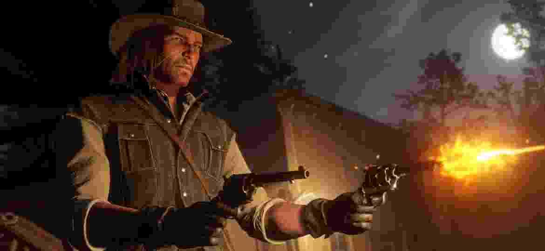 Red Dead Redemption 2 - John Marston - Divulgação/Rockstar Games
