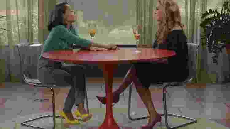 Jada e Shereen - Reprodução/Facebook - Reprodução/Facebook