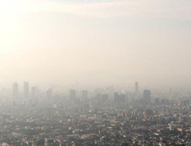 Estudo do Seeg mostrou que o país emitiu, em 2017,  2,071 bilhões de toneladas de gás carbônico na atmosfera - BBC