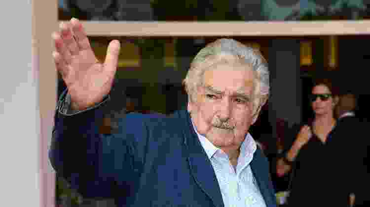 Mujica - Antony Jones/Getty Images - Antony Jones/Getty Images