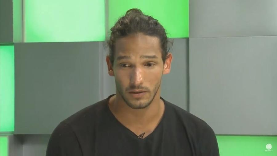 João Zoli é entrevistado por Flávia Viana nas redes sociais - Reprodução/Youtube