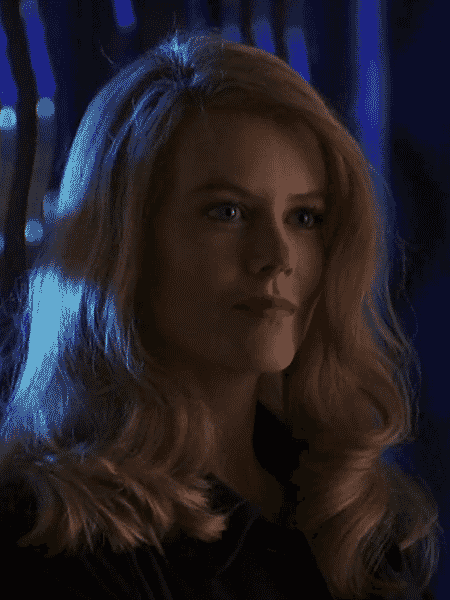 """Nicole Kidman em cena de """"Batman Eternamente"""" (1995) - Reprodução - Reprodução"""