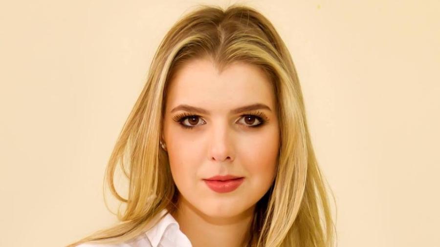 Luísa Canziani (PTB-PR) poderá ser expulsa após uma suposta gravação secreta que seria exibida na TV Globo - Reprodução/Facebook