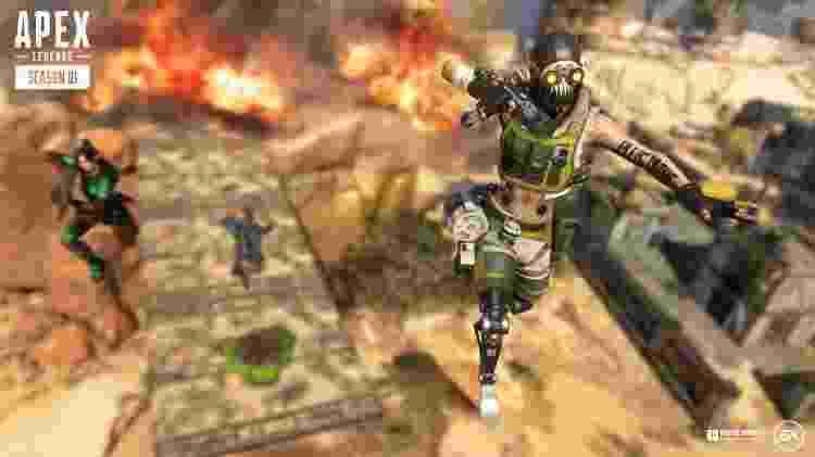 Composições de alta mobilidade podem criar o caos no campo de batalha - Reprodução